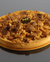 patisserie devulder lille nord crumble pommes cannelle